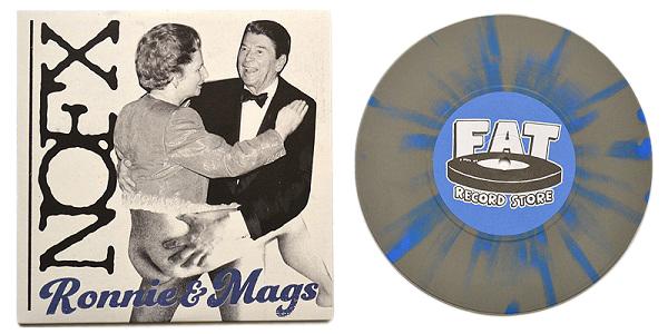 Fat Store Exclusives Punk Vinyl Collector