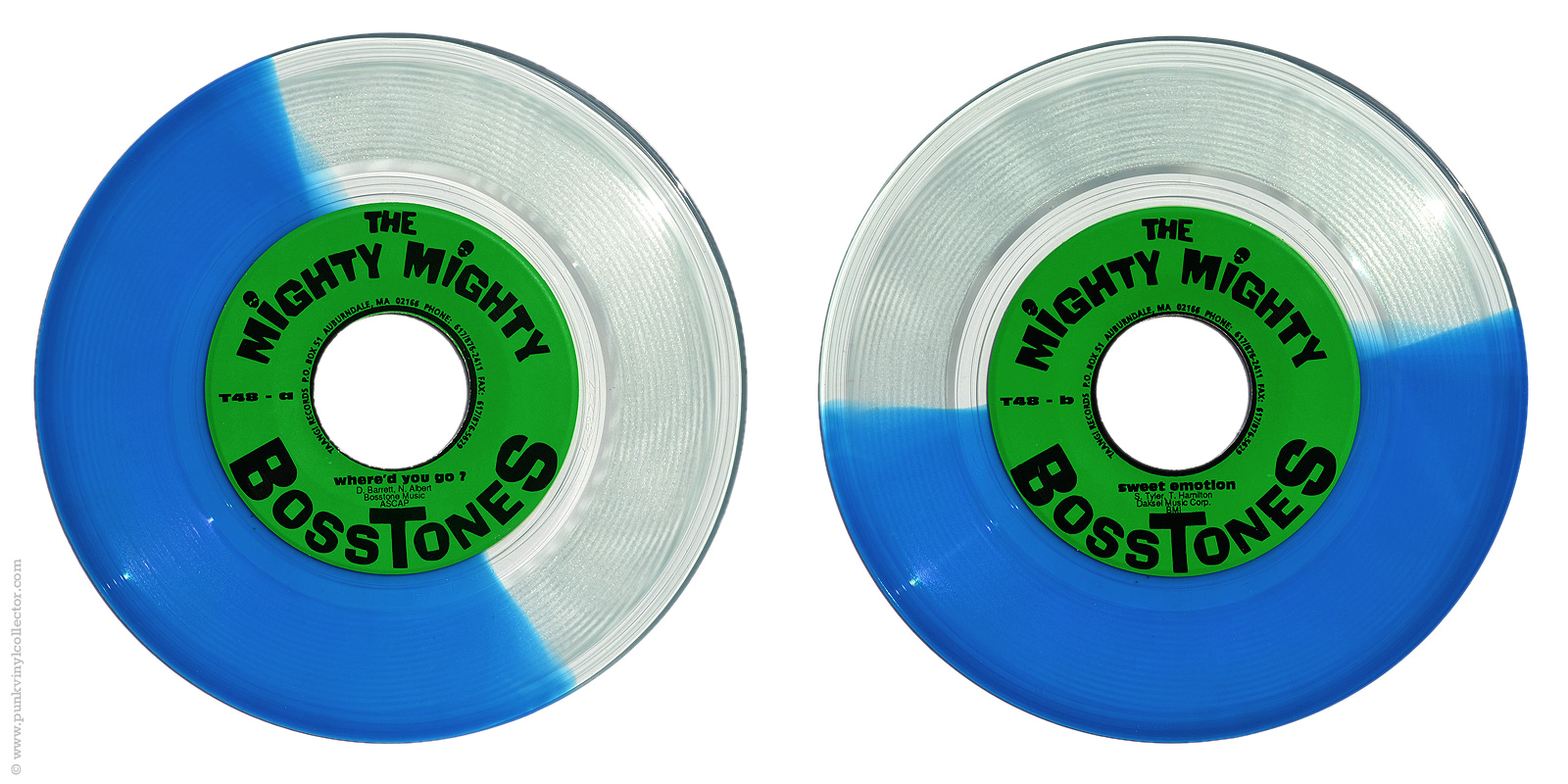 The Mighty Mighty Bosstones Punk Vinyl Collector