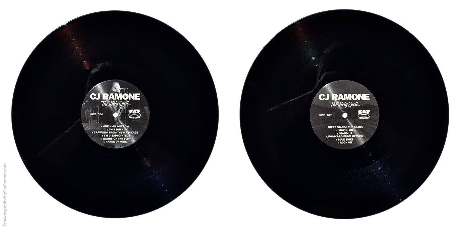 Cj Ramone Punk Vinyl Collector