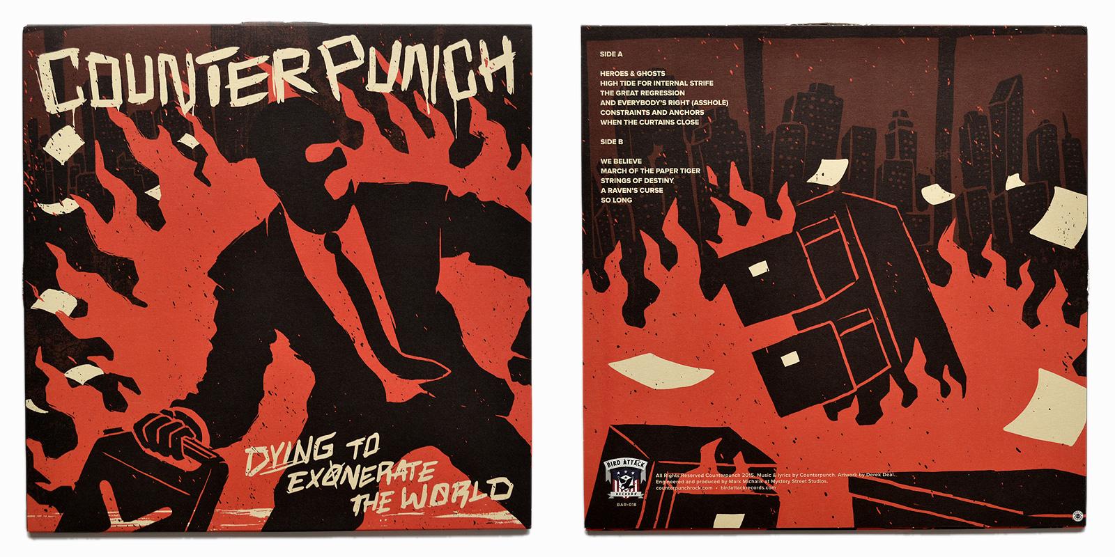 Counterpunch Punk Vinyl Collector