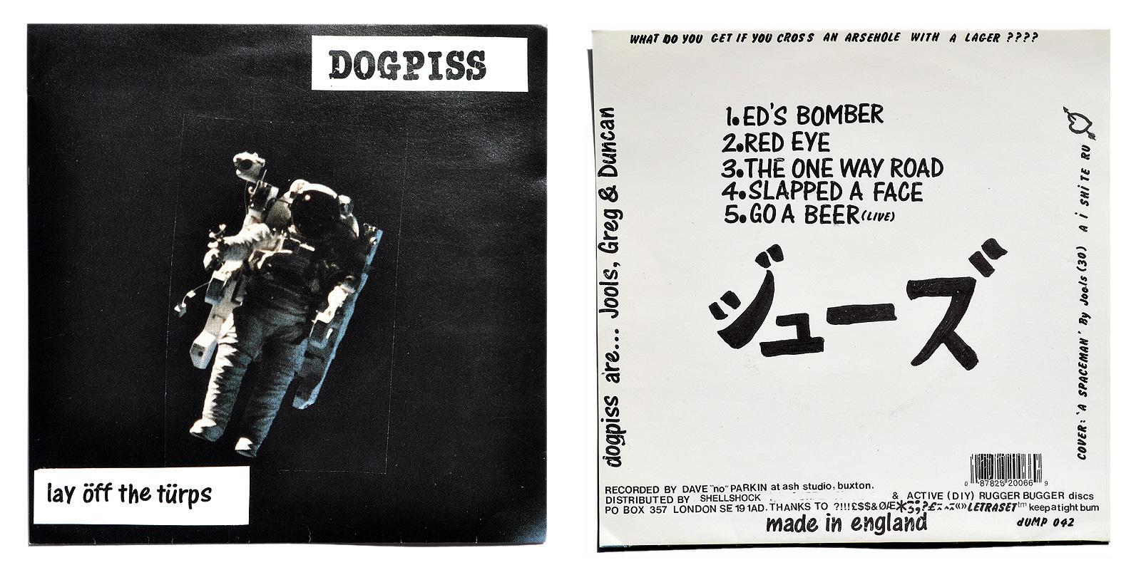 Dogpiss - Smells Like... Canine Urine