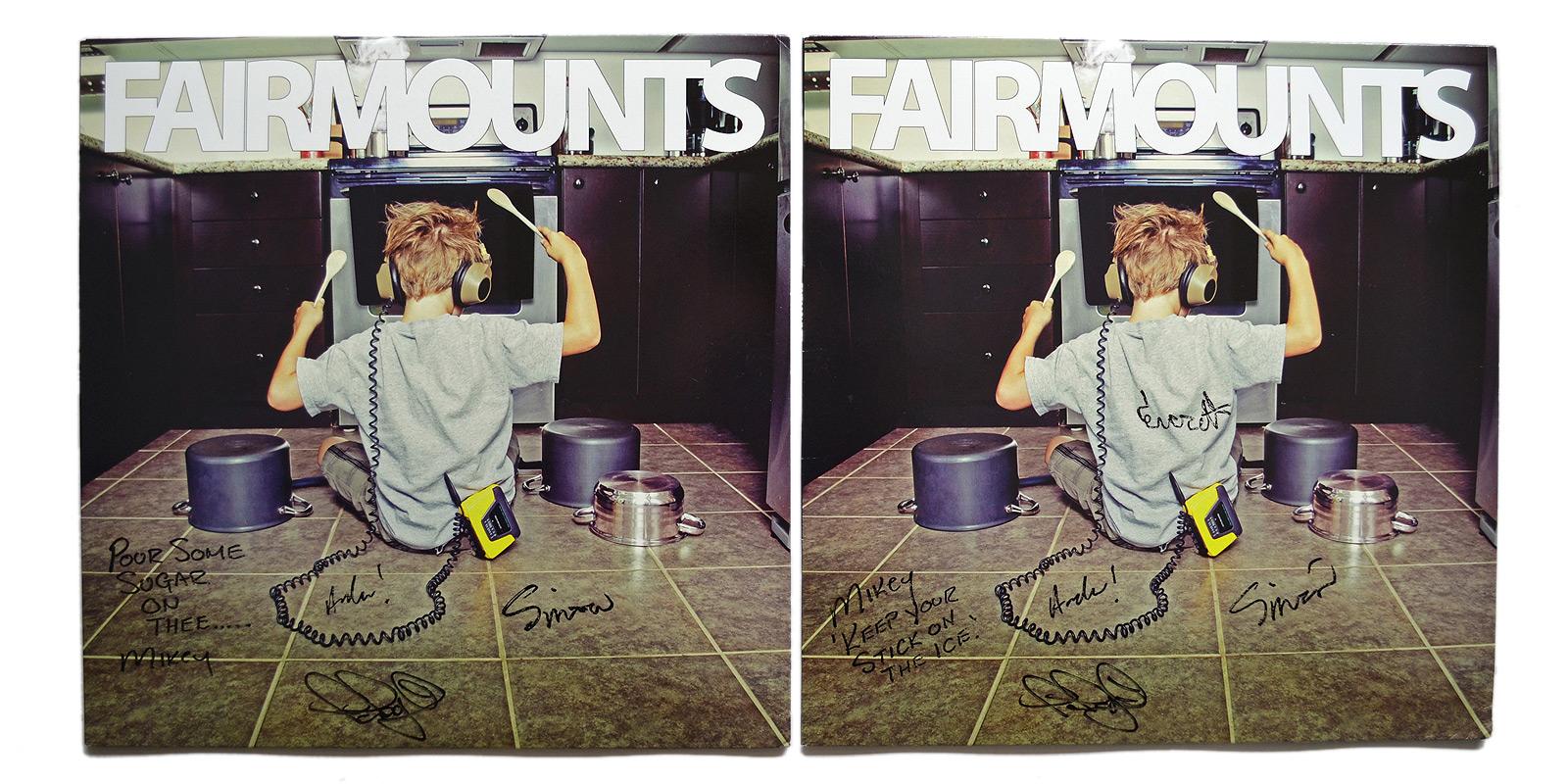 Fairmounts Punk Vinyl Collector