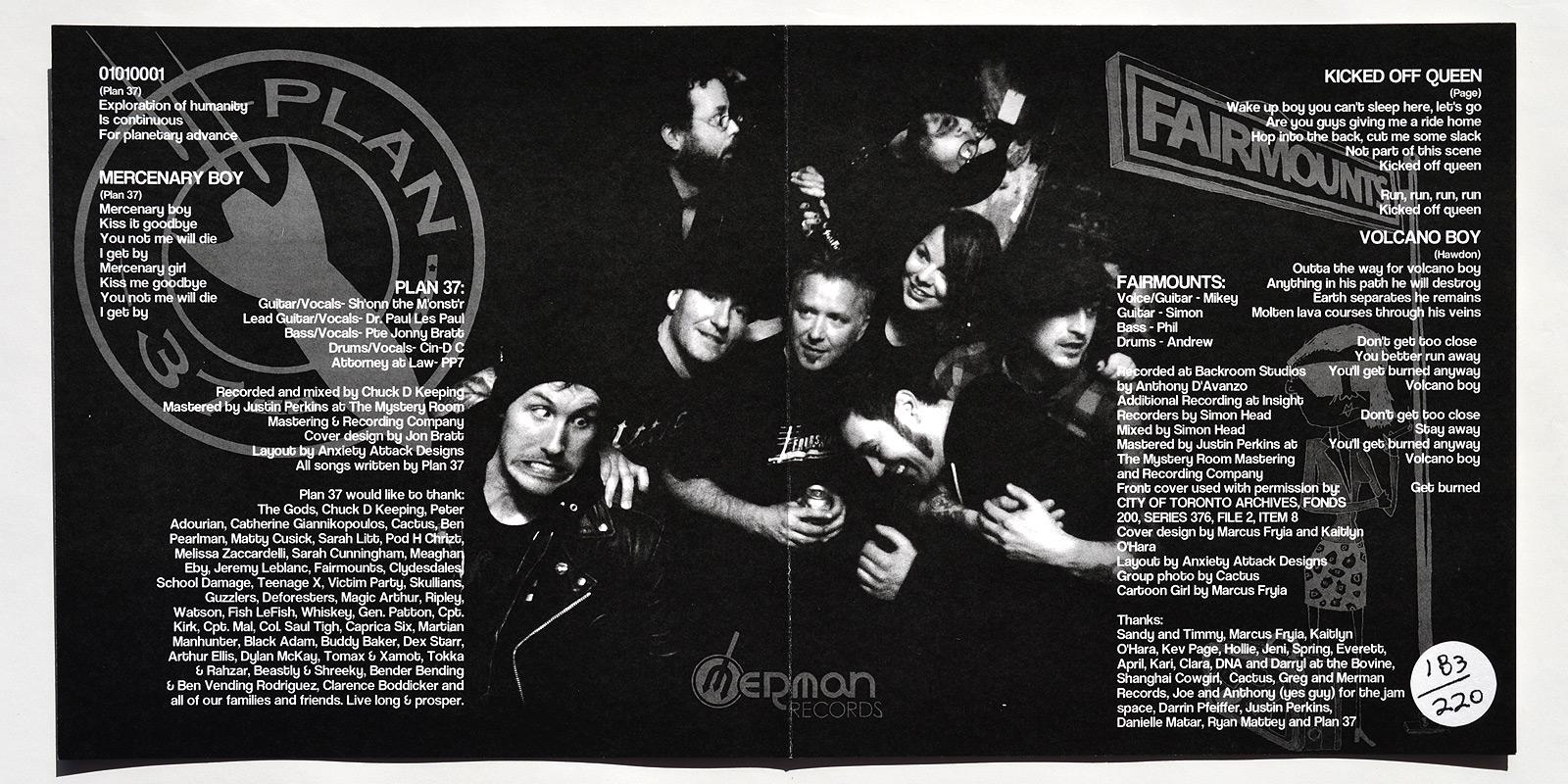 Fairmounts – Punk Vinyl Collector