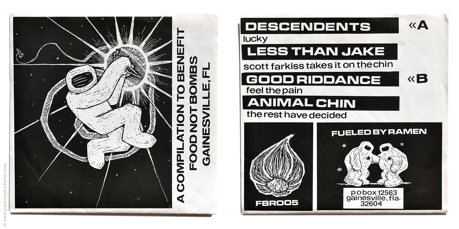 Good Riddance – Punk Vinyl Collector