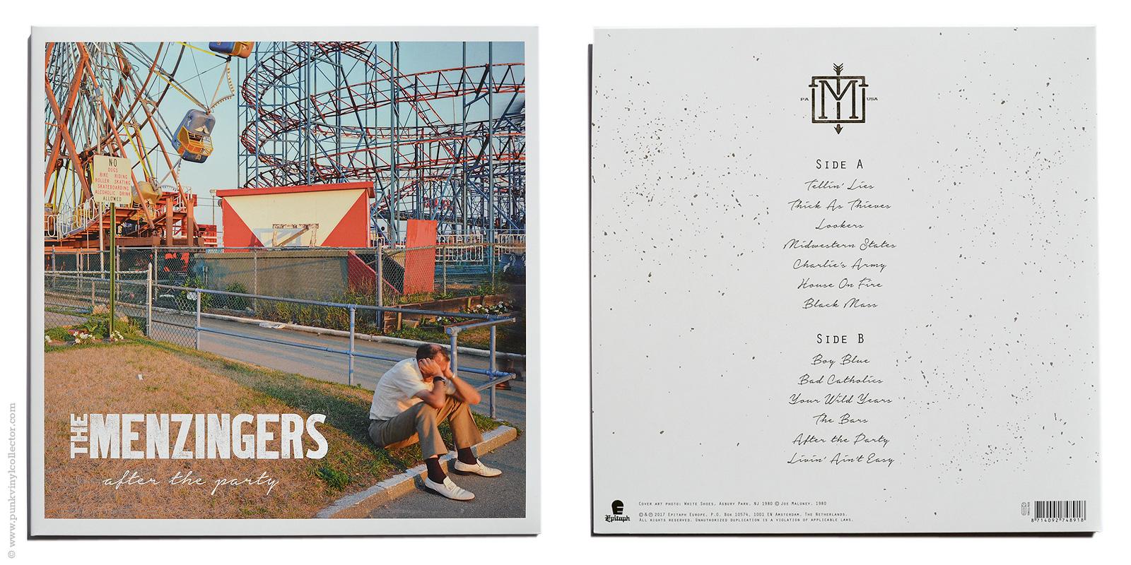 The Menzingers Punk Vinyl Collector