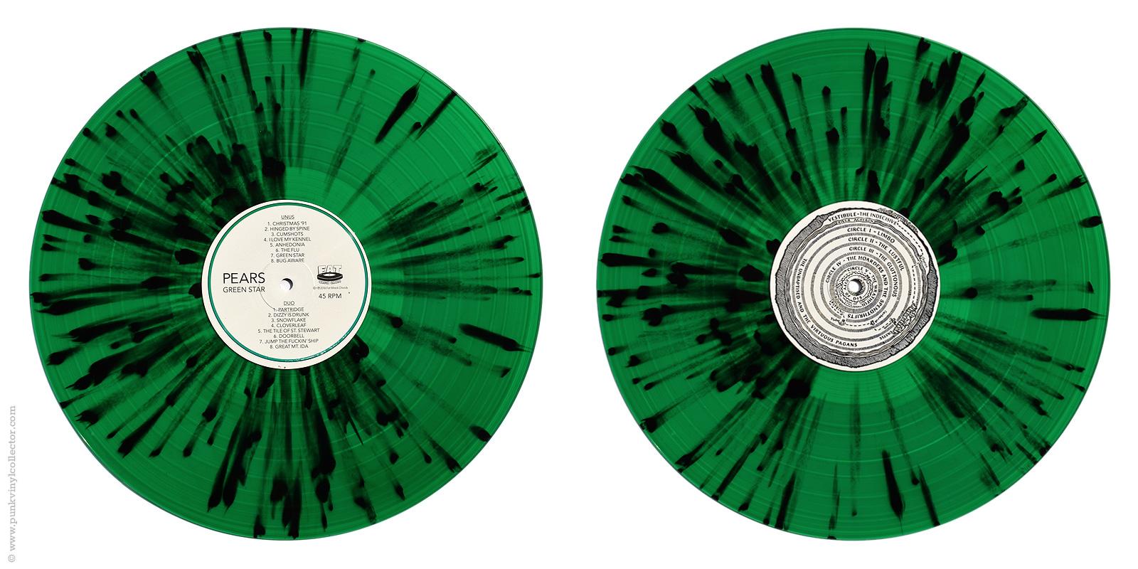 Pears Punk Vinyl Collector
