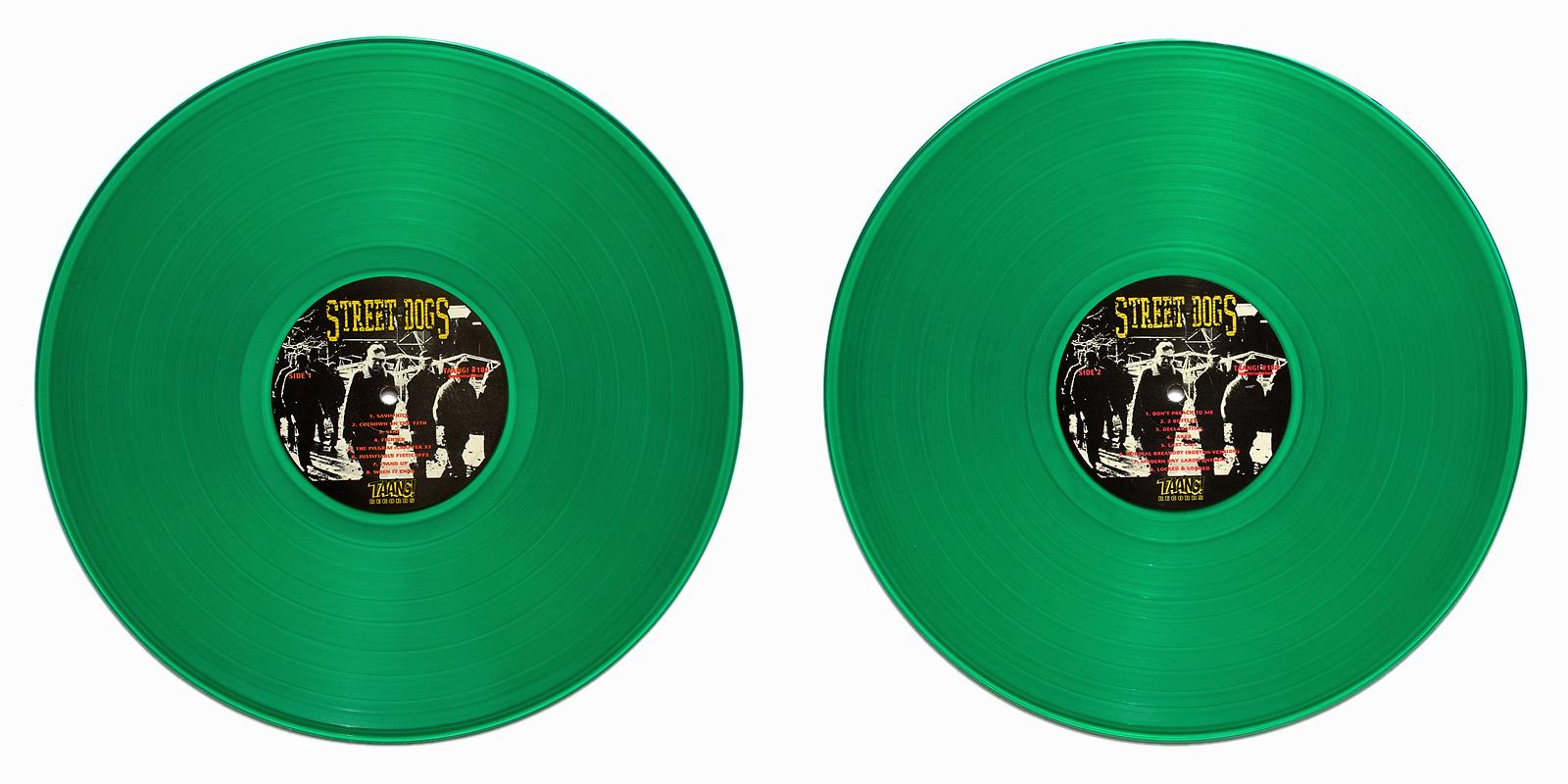 Street Dogs Punk Vinyl Collector