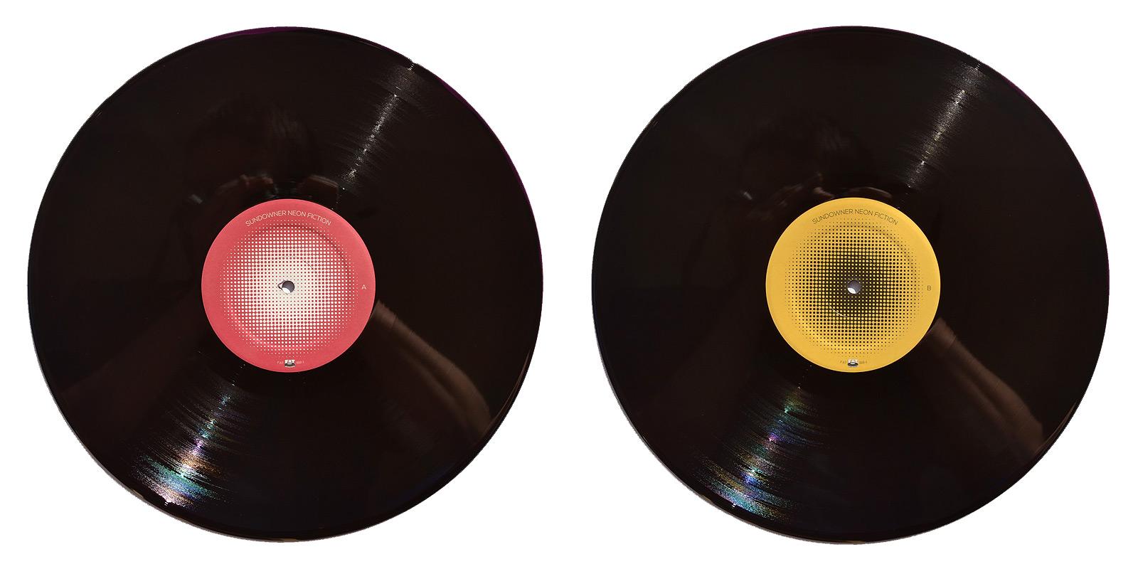 Sundowner Punk Vinyl Collector