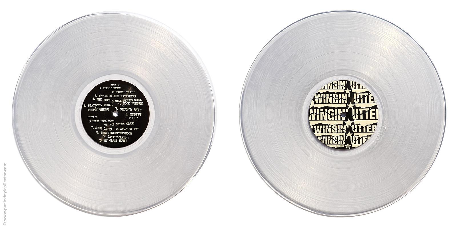 Swingin' Utters – Punk Vinyl Collector