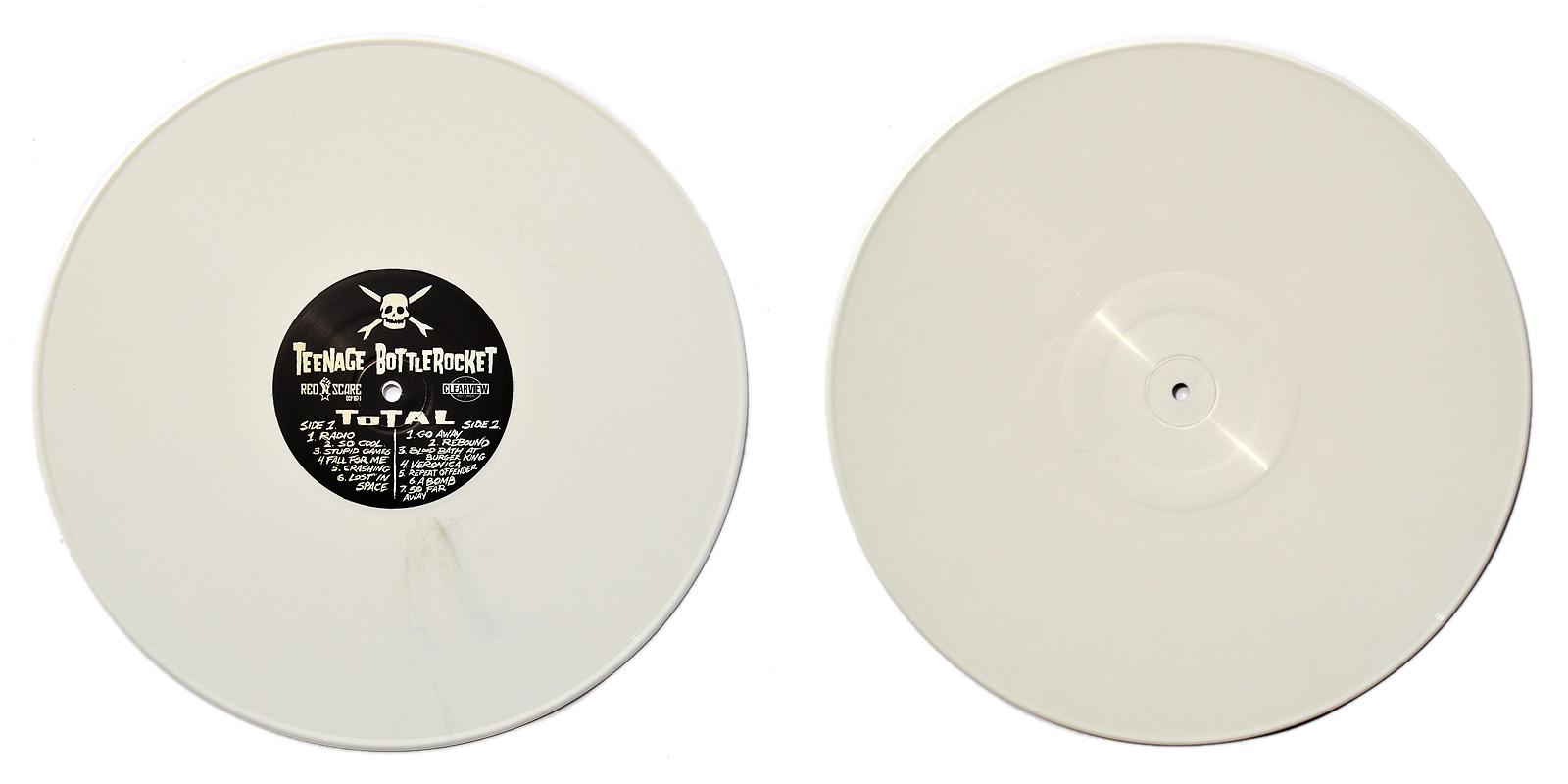 Teenage Bottlerocket Punk Vinyl Collector