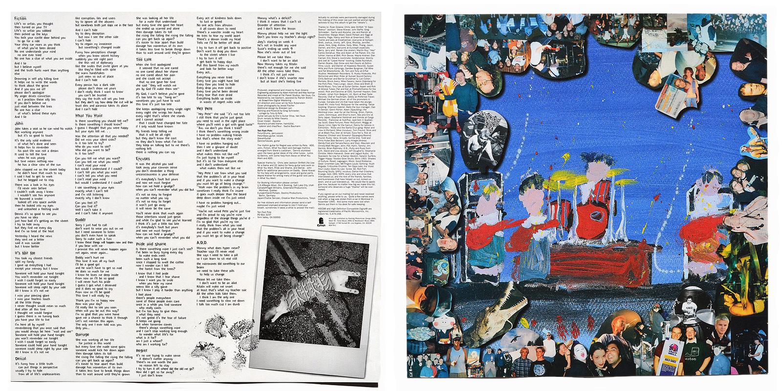 Ten Foot Pole Punk Vinyl Collector